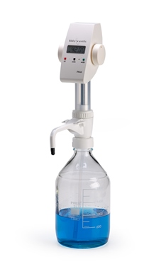 Burette accuracy in a titration?
